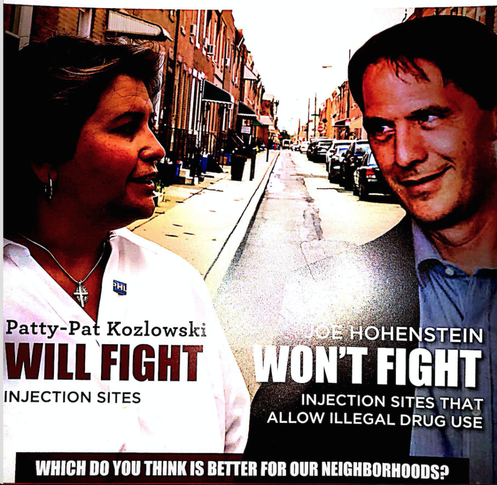 Mailer sent out recently to 177th District residents