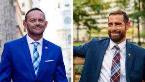 Candidate James McDevitt / Pa. Rep. Brian Sims