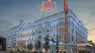 The Met Philadelphia, set to open on Dec. 3