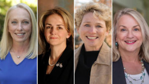 Mary Gay Scanlon, Madeleine Dean, Chrissy Houlahan, Susan Wild