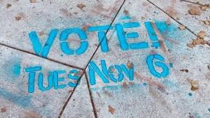vote-sidewalk