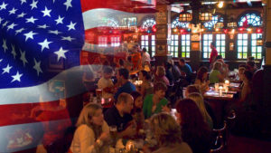 The party at McGillin's Olde Ale House will include a BBC America broadcast