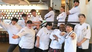 FareStart chefs in March 2018