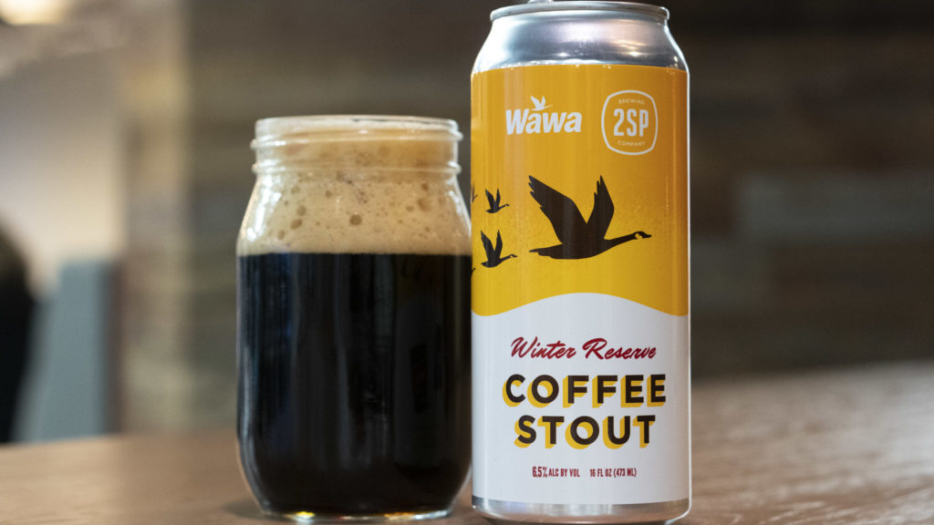 Wawa Winter Reserve Coffee Stout is back for a second year