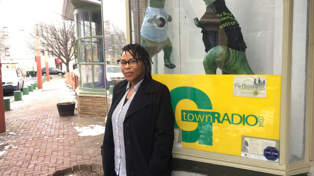 Lawanda Horton Sauter is working on an eight-part series with Germantown Radio.