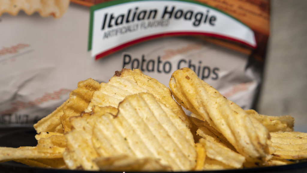 Italian hoagie chips: Taste-testing PrimoHoagies' new snack - On top