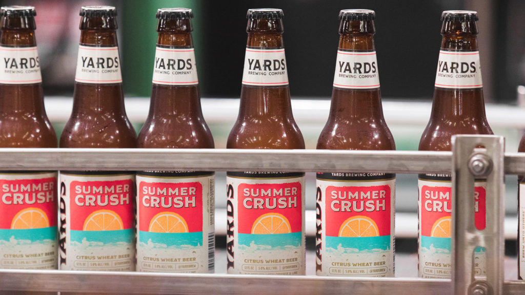 Summer Crush is perfect for outdoor sipping