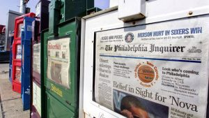 Newspapers Bankruptcy