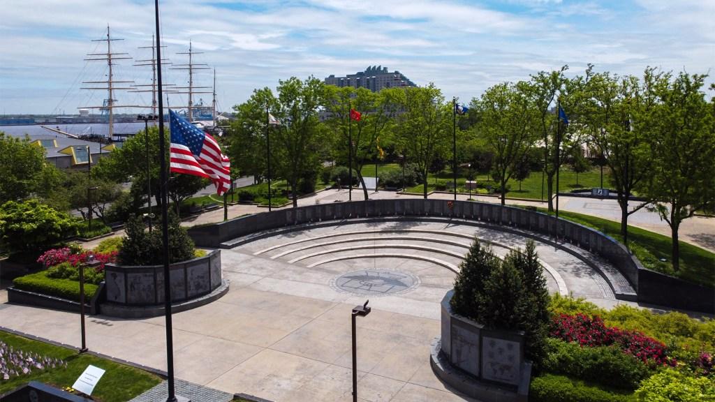 Philadelphia Vietnam Veterans Memorial