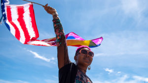 Proud celebrations were on display at the 31st annual Philly Pride Parade