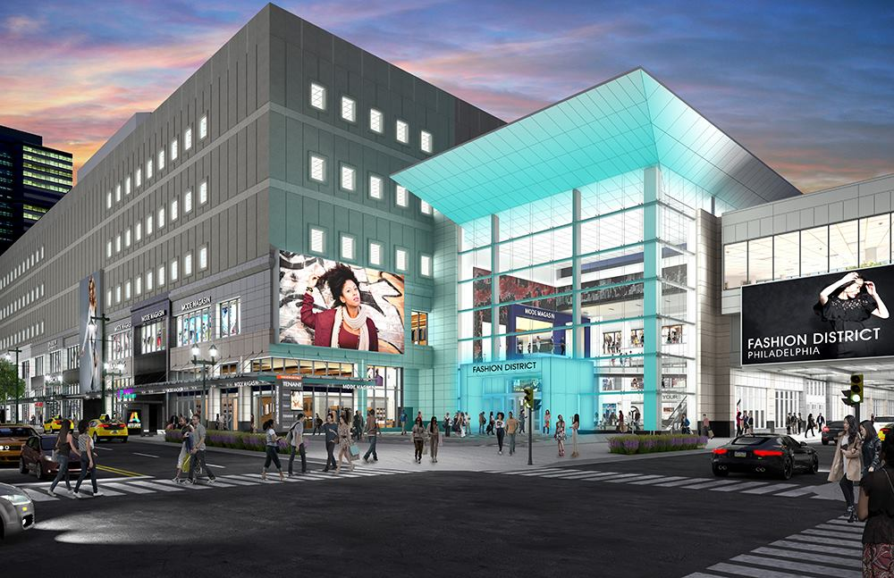 All the stores at Fashion District Philadelphia, opening in