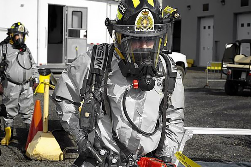 Urban legend perpetuates use of hazmat suits in fentanyl cleanups