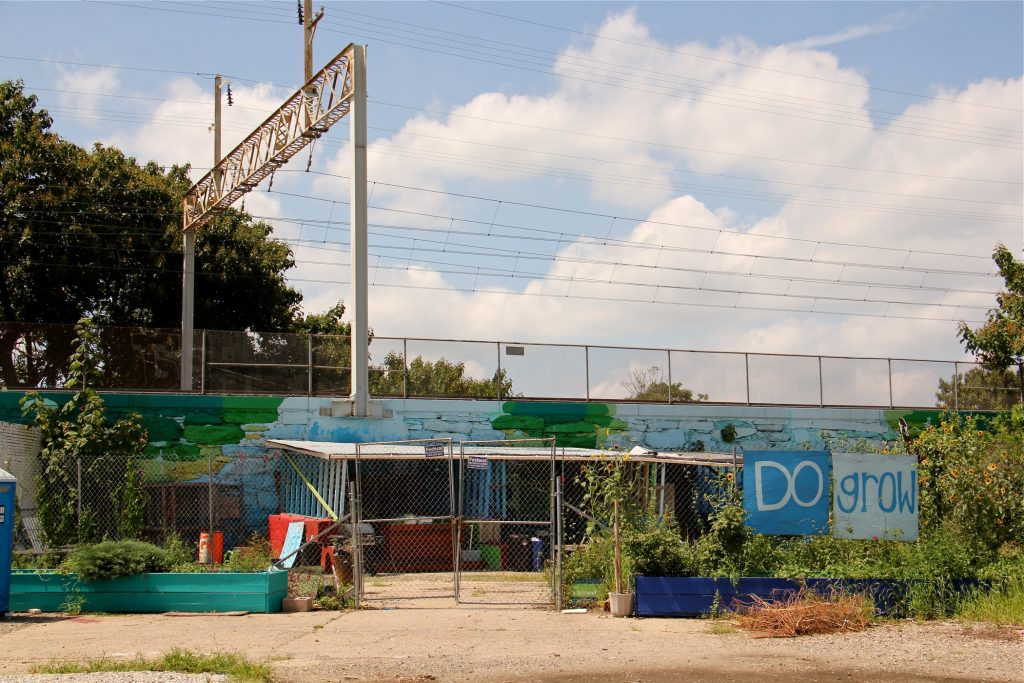 The Life Do Grow farm was founded at 11th and Dakota almost 10 years ago.