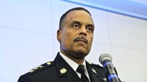 Former Philadelphia Police Commissioner Richard Ross
