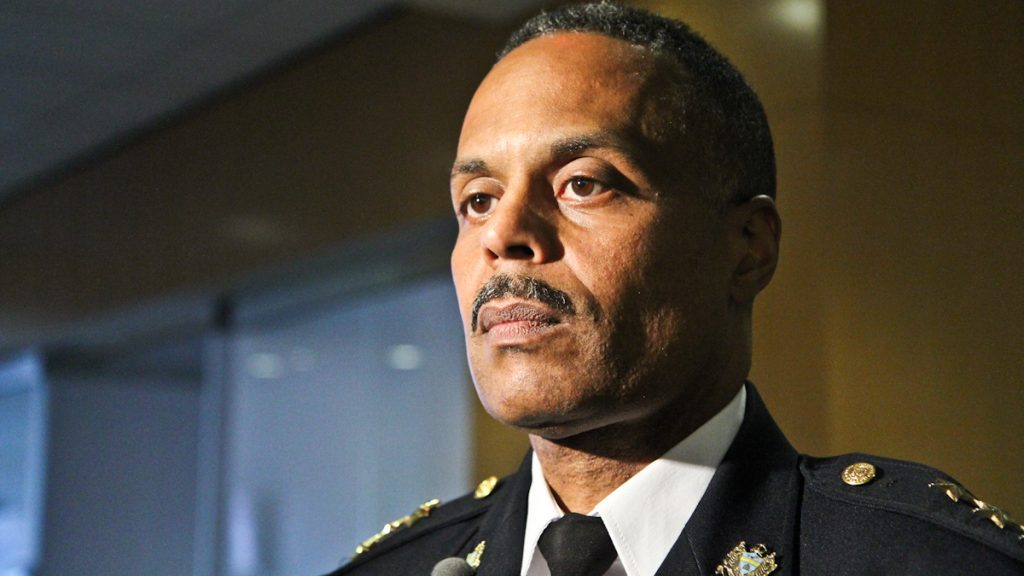 Former Philly Police Commissioner Richard Ross, who resigned on Tuesday
