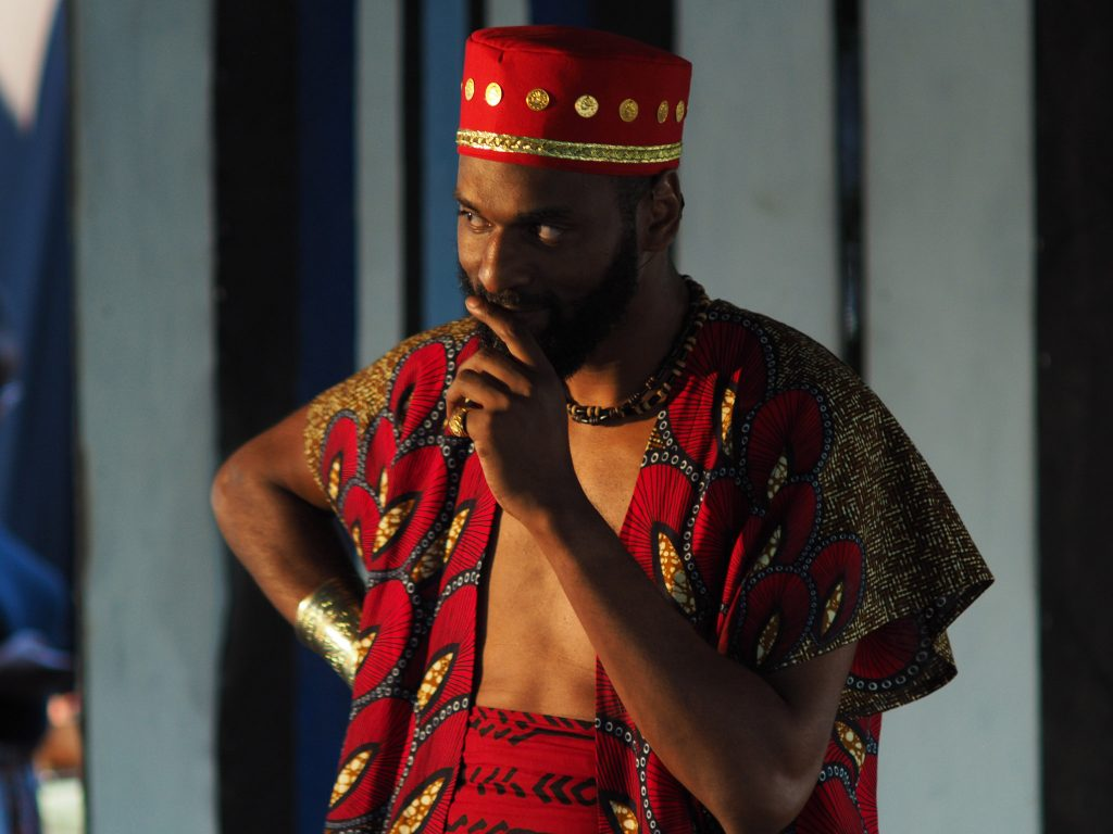 Walter DeShields as Hasani