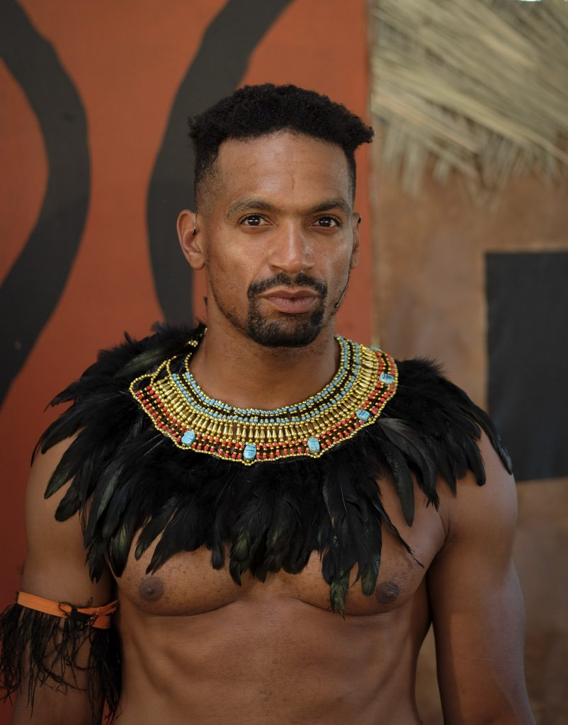 Carlo Campbell as Prince Kashta