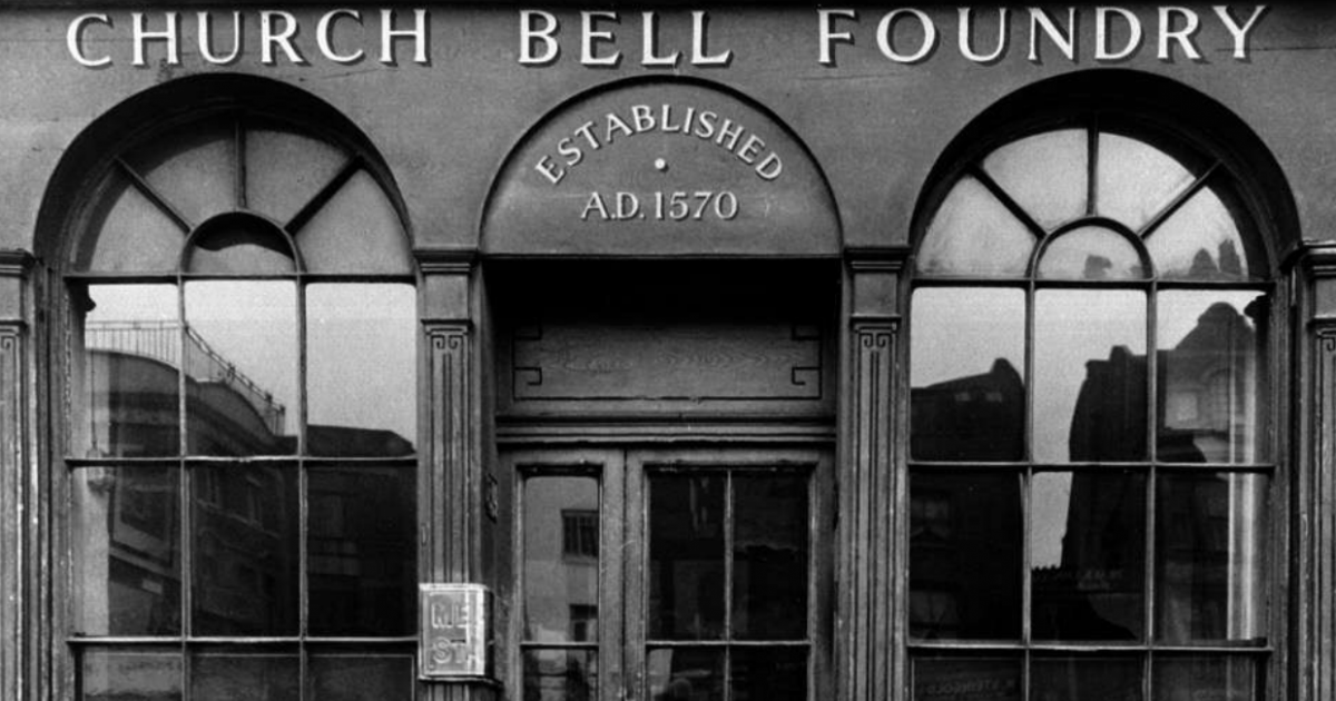 Developers are trying to turn the Liberty Bell foundry into