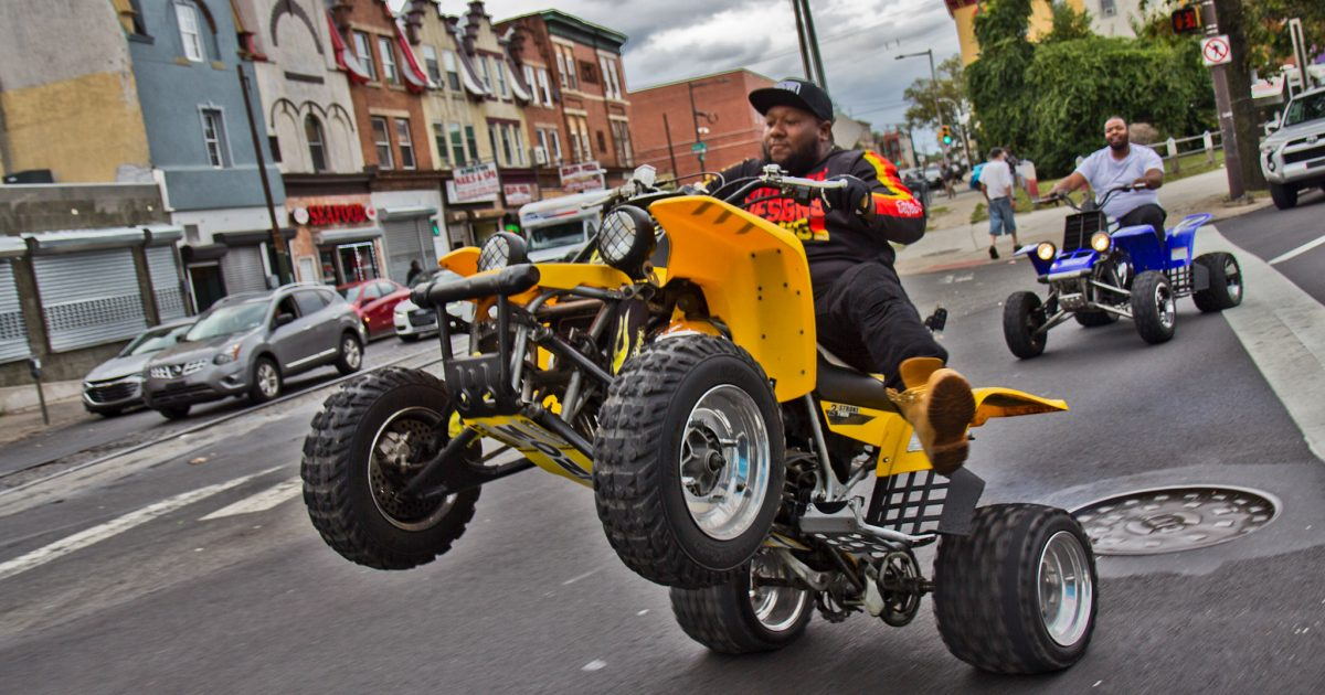 How Meek Mill Became The President Of Urban Bike Life On Top Of Philly News