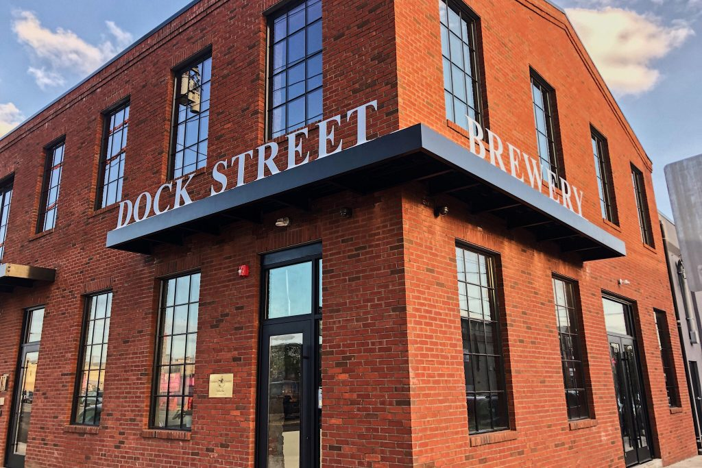 dockstreetbrewing-south-exterior