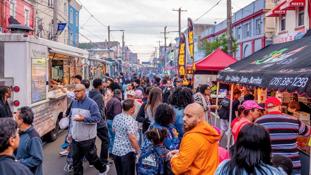 Night Market at El Centro de Oro in North Philly