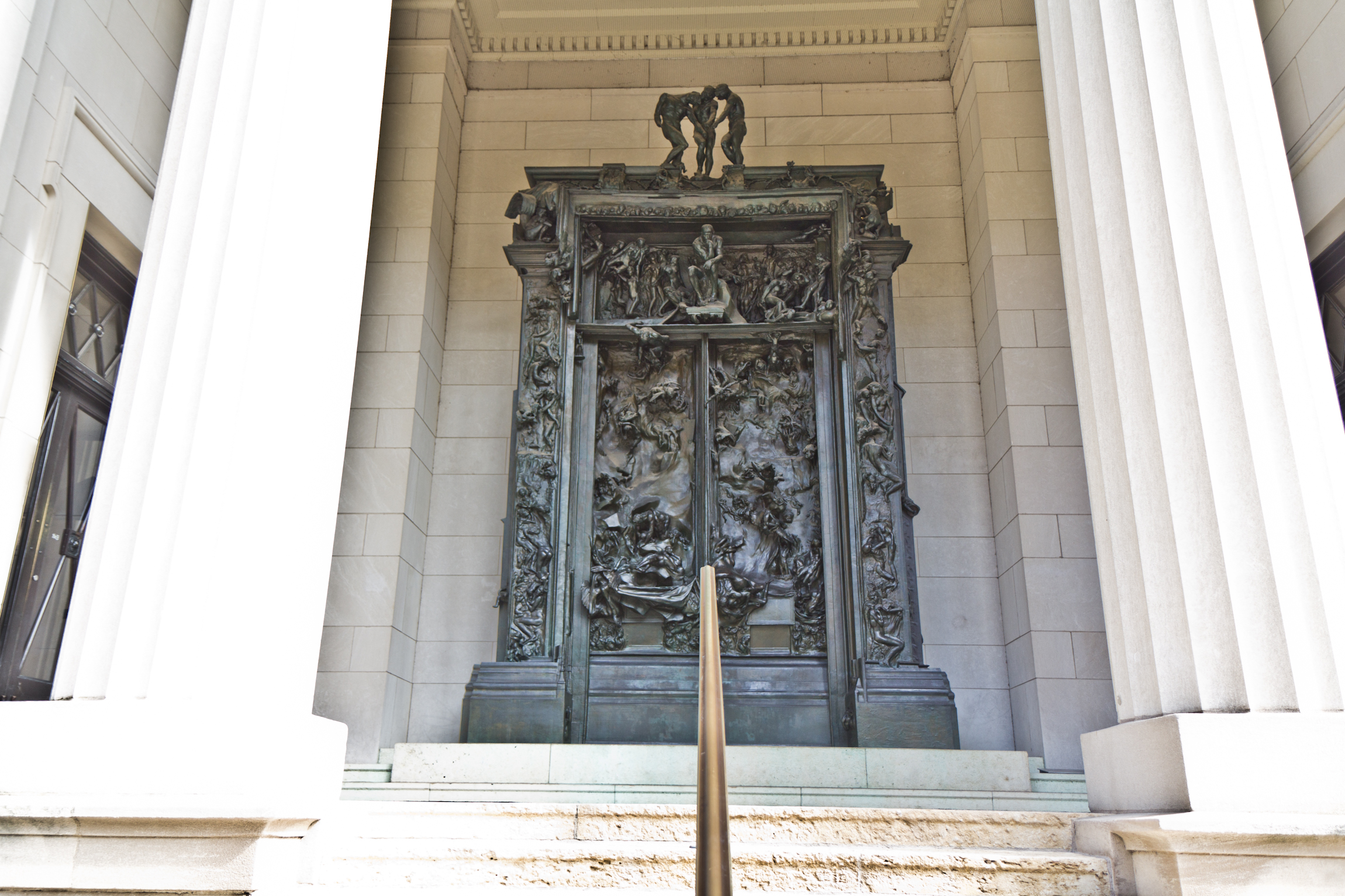 How A Movie Magnate Built Philly S Priceless Rodin Museum On Top