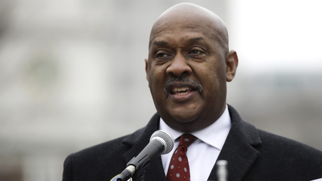 Rep. Dwight Evans in January 2019