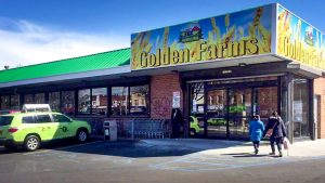 A Golden Farms outpost in Ozone Park, NY