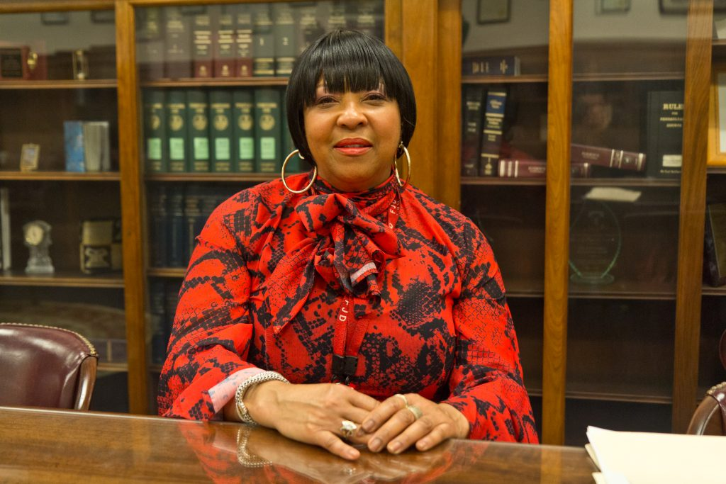 Darlene Miller is Chief Probation Officer for Philadelphia