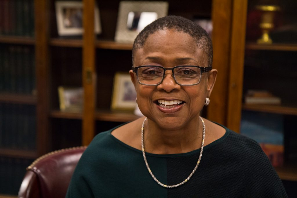 Jacqueline Allen is a judge in the Philadelphia County Court of Common Pleas