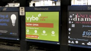 Vybe has opened 11 urgent cares in the Philly area since 2016
