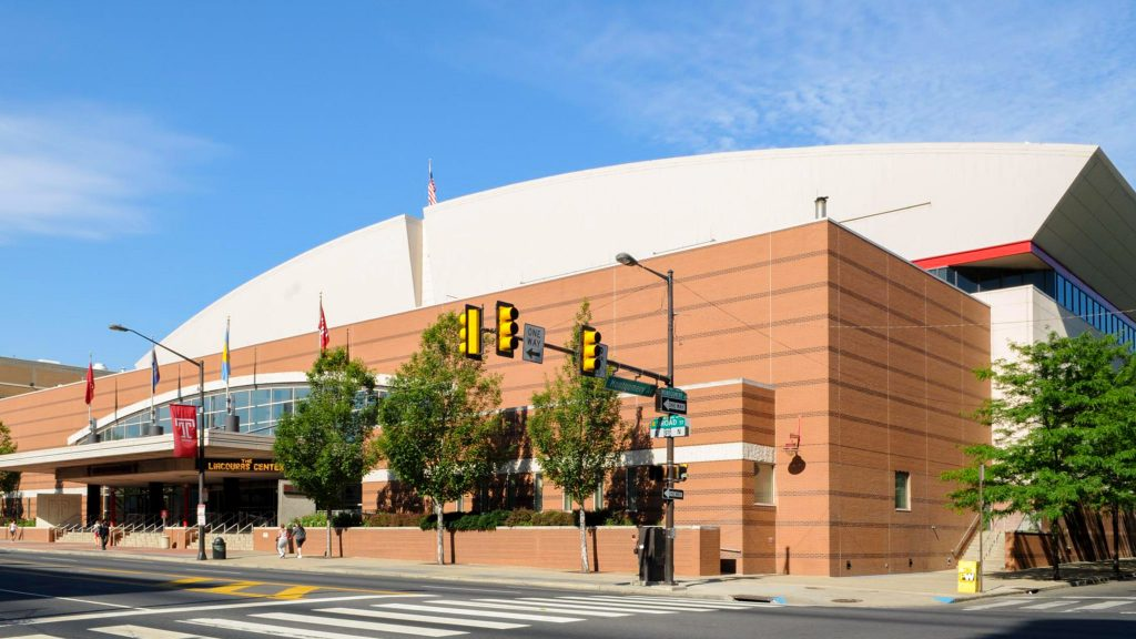 The Liacouras Center on North Broad Street