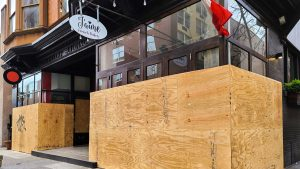 Boarded up storefronts are proliferating around Philadelphia