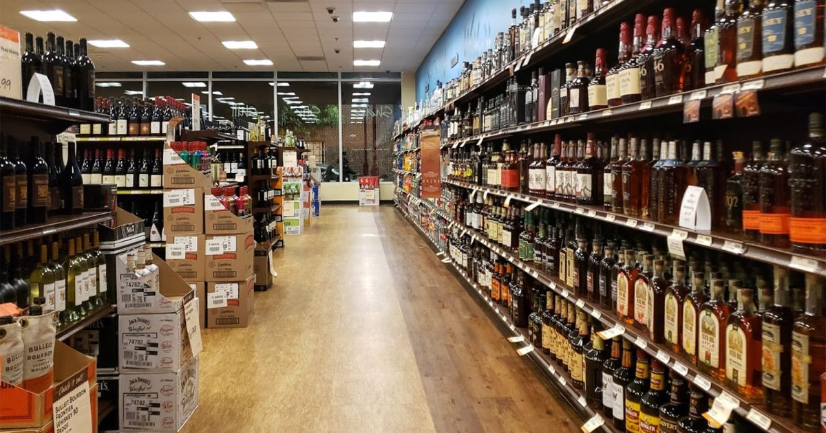 Map All The Philly Liquor Stores Open For Curbside Pickup On Top Of Philly News
