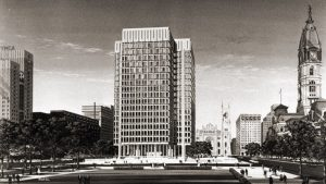 A rendering of MSB by Kling Architects