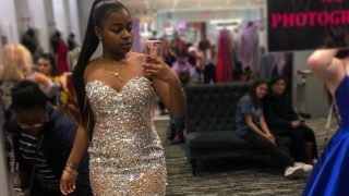 Aniyah Nesmith bought her prom dress before she knew the coronavirus would cancel the event