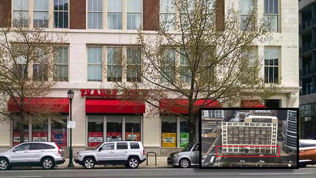 Trader Joe's at 2121 Market St. in Philadelphia