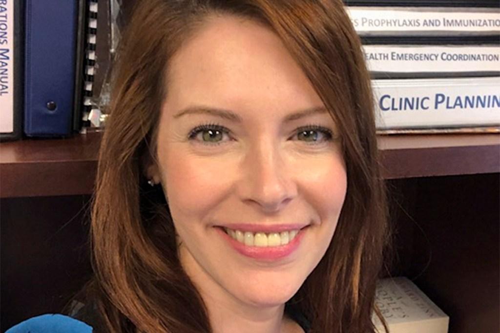 Jessica Caum, operations logistics and planning