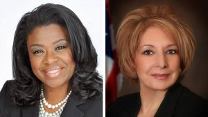 185th Pa. House District candidate Regina Young; current state Rep. Maria Donatucci