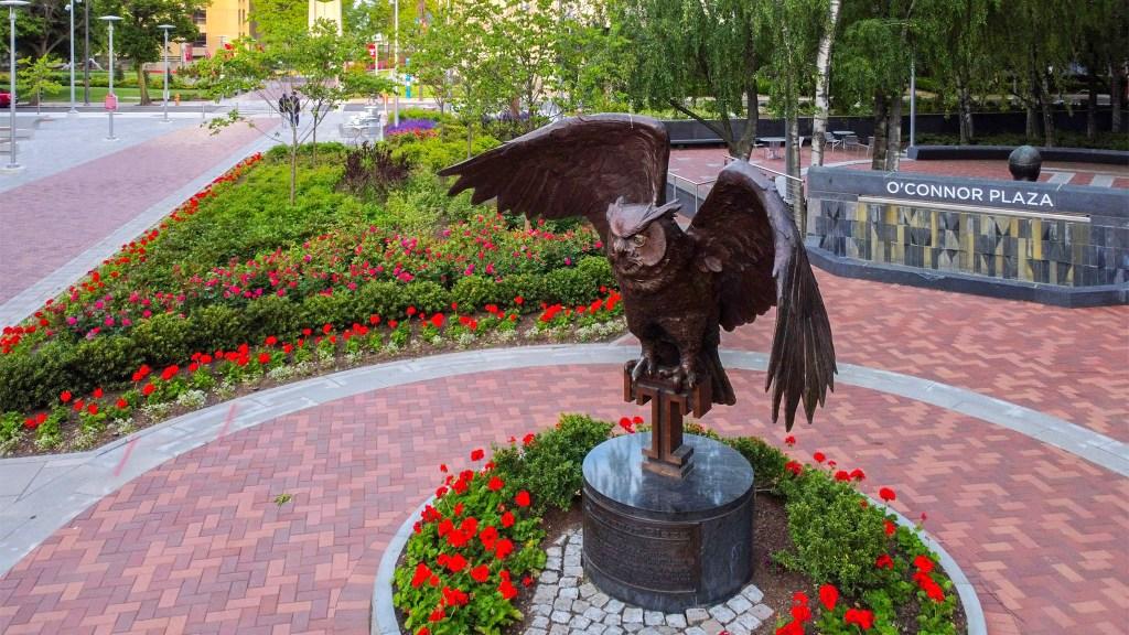 Temple University's main campus in North Philadelphia