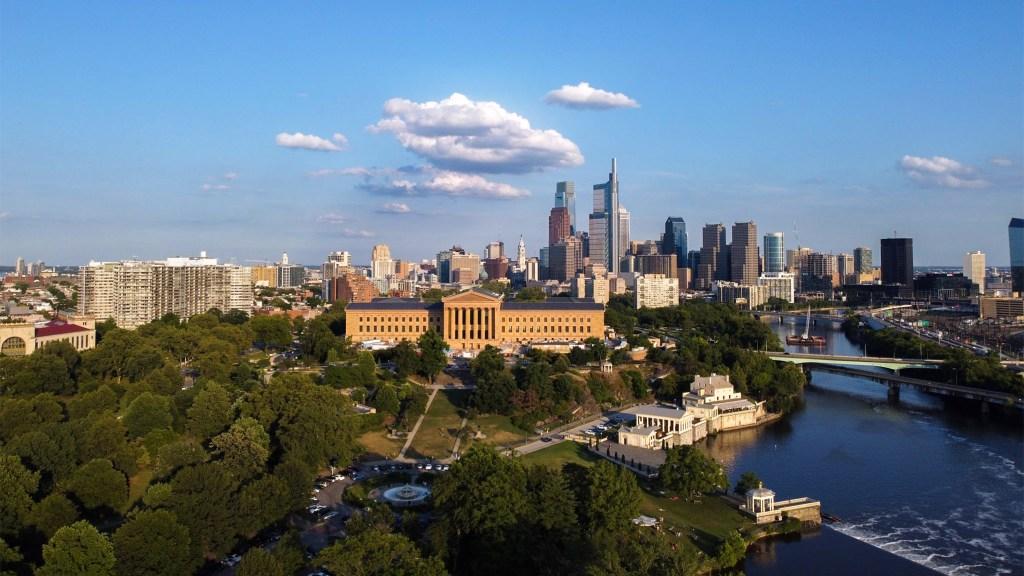Philadelphia, July 2020