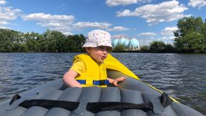 Inflatable kayaks have been so popular there's a new Facebook group for local users