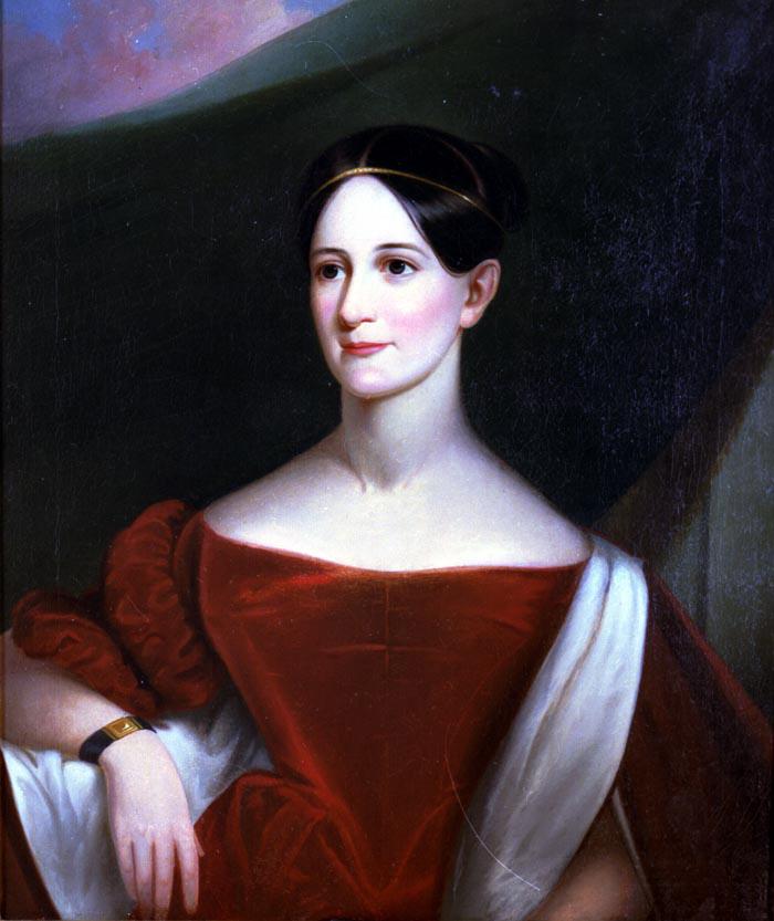 Sarah Yorke Jackson (b. 1803) of Philadelphia