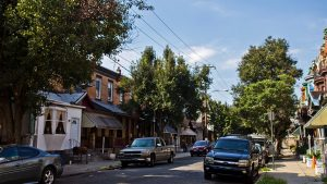 The 3700 block of North 15th Street in Philadelphia