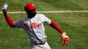 Philadelphia Phillies shortstop Didi Gregorius