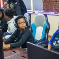 Philly kids practice gaming at Pro Am Live while learning about the esports industry