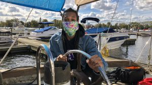 Float Jawn: This Philly millennial is building a boat to sail around the country