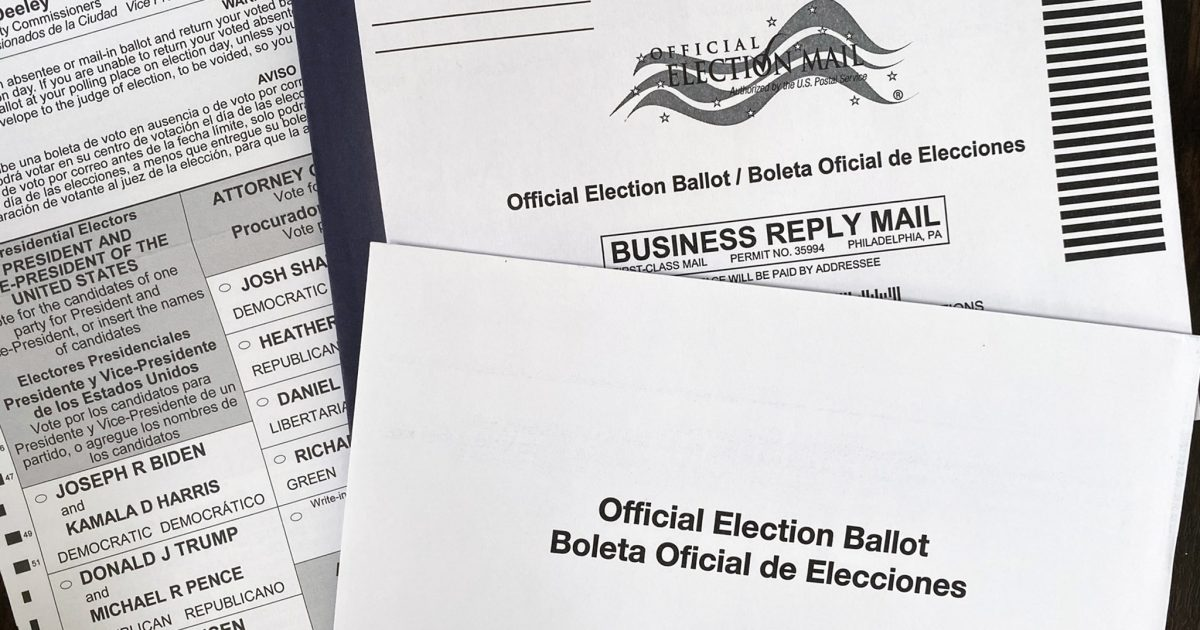 Pennsylvania Election Official: Mail Ballot Rules Could
