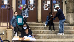 In low-turnout North Philly, voters battle misinformation to get out and vote early