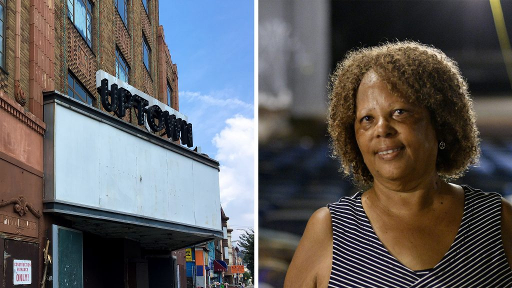 Linda Richardson made it her mission to revitalize the Uptown Theater — and North Broad's Black community